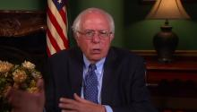 Sen. Bernie Sanders: Republicans Want to Politically Destroy Obama