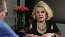 Joan Rivers & daughter Melissa tell Larry King about Hillary Clinton, President Obama, & not identifying as 1%