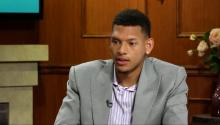 "Isaiah Austin: I Asked God, ""Why Me?"""