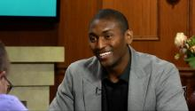 Metta World Peace on his NBA dream team