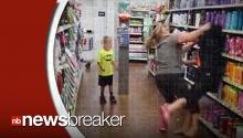 Caught on Video: 6-year-old Boy Participates in Walmart Brawl Between Two Women