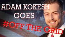Adam Kokesh Goes #OffTheGrid