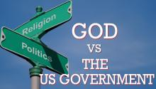 #AskJesse: God Vs. the U.S. Government