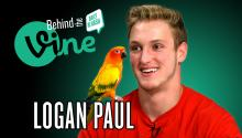 Behind the Vine with Logan Paul