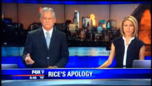 News Station Plays Super Inappropriate Spiderman Video Instead of Ray Rice Apology