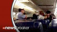 Cell Phone Video Shows Angry Woman Kicked Off A US Airways Flight
