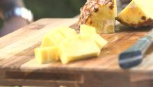 Pineapple Pops & Cutting Pineapples 101