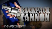 BACKPACK CANNON: New .460 Caliber Gun Debuts at Trade Show in Las Vegas