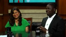 King's Things: Kweku Mandela & Lekha Singh
