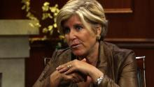 Suze Orman Scolds Romney On China