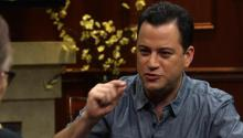 Jimmy Kimmel Talks About Who Will Win Late Night