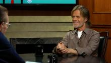 William H. Macy : I'm Nervous to Direct