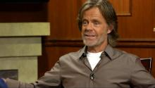 William H. Macy: I Embraced David Threlfall Like a Long-Lost Brother