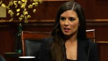 NASCAR Driver Danica Patrick On Her GoDaddy Commercials