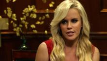 Jenny McCarthy On Her First Photo Shoot