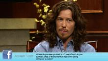 Extreme Sports Athlete Shaun White Answers Social Media Questions