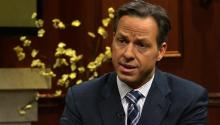 ABC News' Jake Tapper Discusses News Coverage of the War