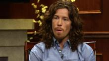 Extreme Sports Athlete Shaun White Talks About How He First Met Tony Hawk