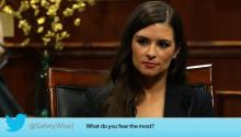 NASCAR Driver Danica Patrick Answers Your Social Media Questions