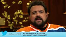 Director Kevin Smith Answers Your Social Media Questions