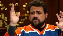 Director Kevin Smith On Smoking Marijuana With His Wife