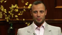 Olympian Oscar Pistorius On Playing Golf With Michael Phelps