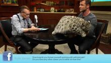 Animal Planet's Dave Salmoni Answers Social Media Questions