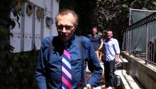 Larry King Helps Raise Awareness for the ALS #IceBucketChallenge