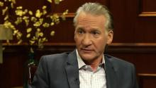 Bill Maher says Americans are