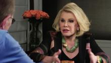 Joan Rivers Equates Election to Choosing Favorite Menendez Brother
