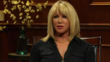 Actress and Activist Suzanne Somers On How Her Reunion With Joyce Dewitt Happened