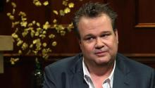 Modern Family's Eric Stonestreet On His Emmy Award Win