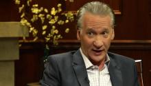 Bill Maher on Clint Eastwood's RNC speech & Right Wing views
