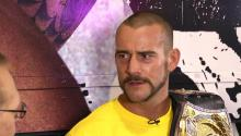 CM Punk on being drug free and comics