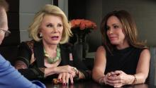Joan Rivers Proclaims Herself a Part of the One Percent