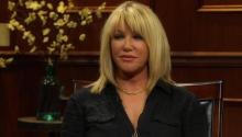 Actress and Activist Suzanne Somers Talks About John Ritter