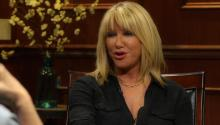 Actress and Activist Suzanne Somers On Supporting Clint Eastwood