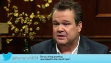 Modern Family's Eric Stonestreet Answers Social Media Questions