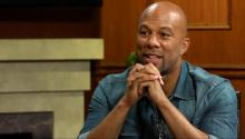 Common on how Maya Angelou inspired him