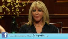 Actress and Activist Suzanne Somers Answers Social Media Questions