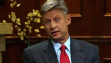 Libertarian Presidential Candidate Gary Johnson Calls For No Deportation, No Fences and Reforming Immigration