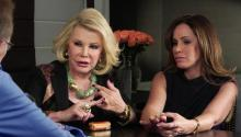 Joan Rivers On Campaign Funding and Wanting Hillary Clinton Back