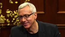 Dr. Drew On Discussing Celebrities to Raise Awareness