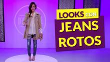 4 looks con jeans rotos - Dress Code Ep 38 (Parte 4/4)