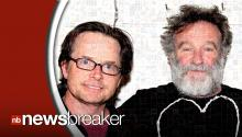 Michael J Fox Reacts on Twitter to Robin Williams' Parkinson's Disease Diagnosis