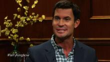 Jeff Lewis talks to Larry King about his severed relationship with GLAAD, OCD benefits, & near split with partner Jenni