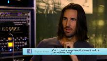 Jake Owen: I'd Really Like To Do a Duet With Ronnie Dunn