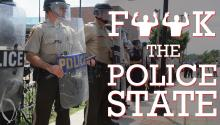 F*ck the Police State