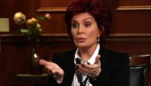 Sharon Osbourne's guest experience on 'The View':