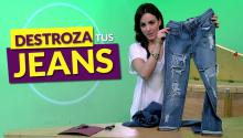 ¡Destroza tus jeans! - Dress Code Ep 38 (Parte 3/4)